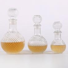 包邮 钰之源泡酒玻璃瓶密封罐自酿葡萄酒红酒瓶醒酒器储存瓶酒坛子