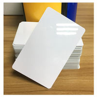 White card Fudan non-contact proximity card IC card smart card M1 card RF card access control IC card chip S50 card