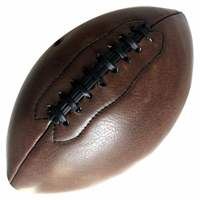Standard No. 9 Untitled American Football Retro Rugby Gifts can also be used for training games