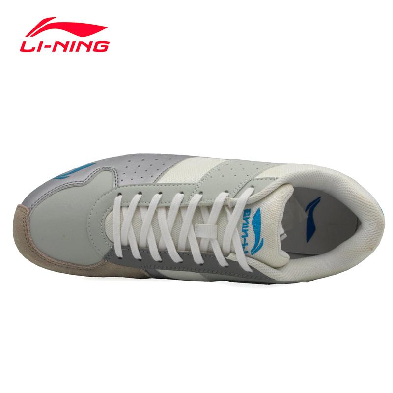李宁击剑鞋儿童专业训练击剑鞋防滑成人比赛竞技运动鞋官方正品