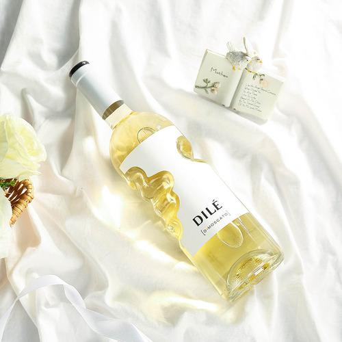 省37!天使之手莫斯卡托甜白葡萄酒+魔芳桃红起泡酒 超值组合装
