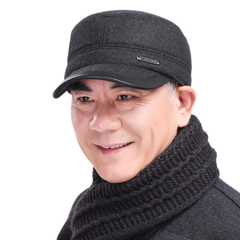 冬季老头帽