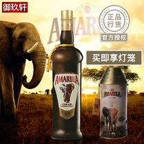 375ML爱玛乐大象奶油酒中装Amarula洋酒包邮南非