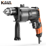 Comex home multi-function epekto drill kongkreto nga flashlight drill power tool taas nga gahum pistol drill electric martilyo