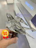Hong Kong counter Swarovski crystal ornaments Crystal swallow sculpture decorative statues 5275745