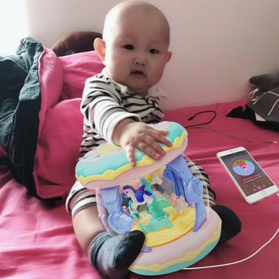 可充电宝宝拍拍鼓