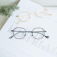 的框架眼镜