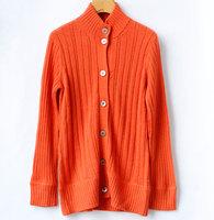 外贸半高领针织毛衣
