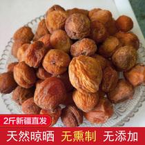 袋树上杏子干果杏皮茶孕妇美味小吃X4克500敦煌特产莫园李广杏干