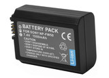 SONY np-fw50 micro single camera battery nex-5t A5000A5100 A6000 A6300 A7R2 M2