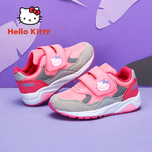 HELLO KITTY Kids'Shoes Girls' Sports Shoes New Kids'Shoes in Spring and Autumn of 2019