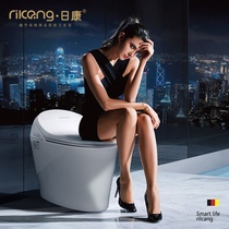 Daily Kang bathroom constant temperature intelligent toilet heating flushing drying integrated automatic electric multifunctional household toilet