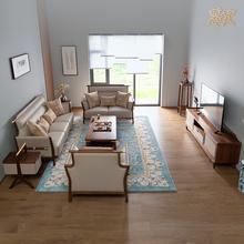 铜师傅 铜木主义 金韵天成 电视柜 沙发 茶几 角几 客厅实木家具