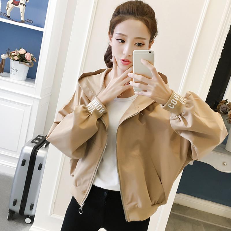 冬季薄女外套短韩版潮