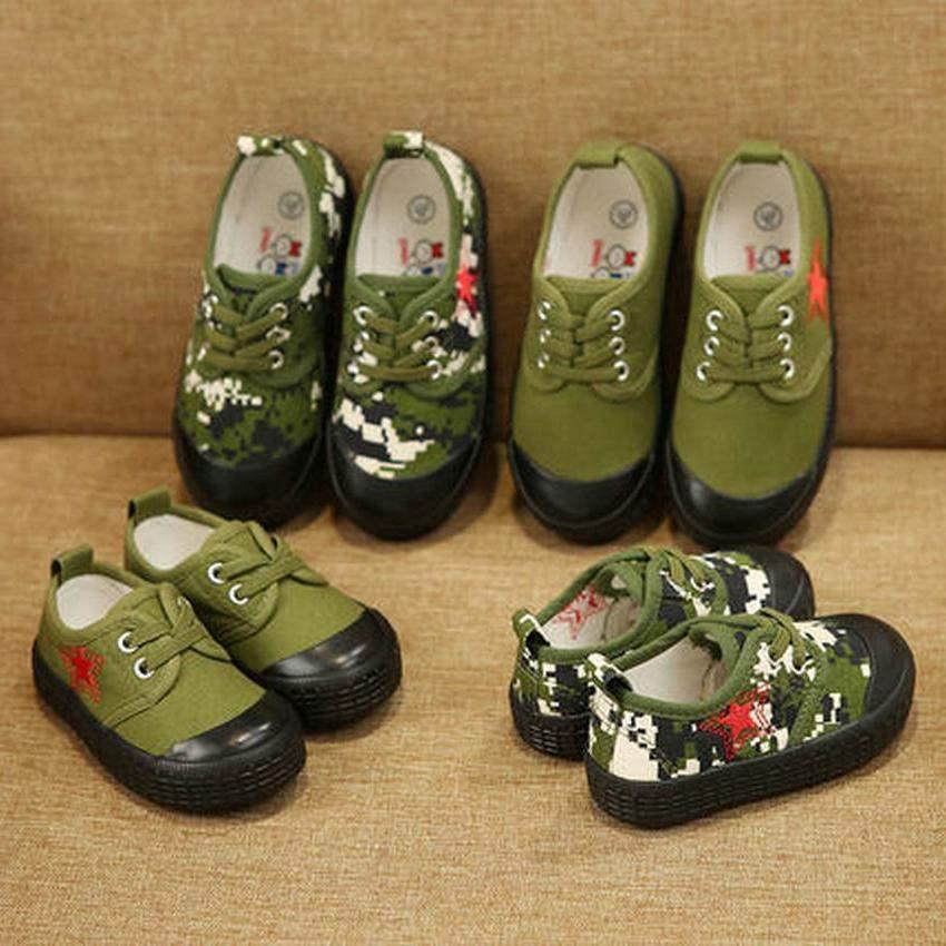 Обувь камуфляжных расцветок Артикул 593319335654