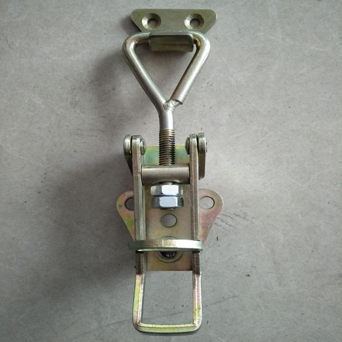 东方红拖拉机新式机罩锁挂钩式机盖锁引擎盖锁原车配件包邮