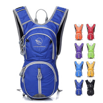 Bicycle backpack female riding bag male multifunctional mountaineering shoulder Bag sports Outdoor products custom-made