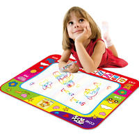 Water canvas magic magic painting cloth water cloth children's graffiti blanket baby early education educational toys 1-2-3 years old