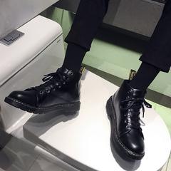 马丁男皮鞋