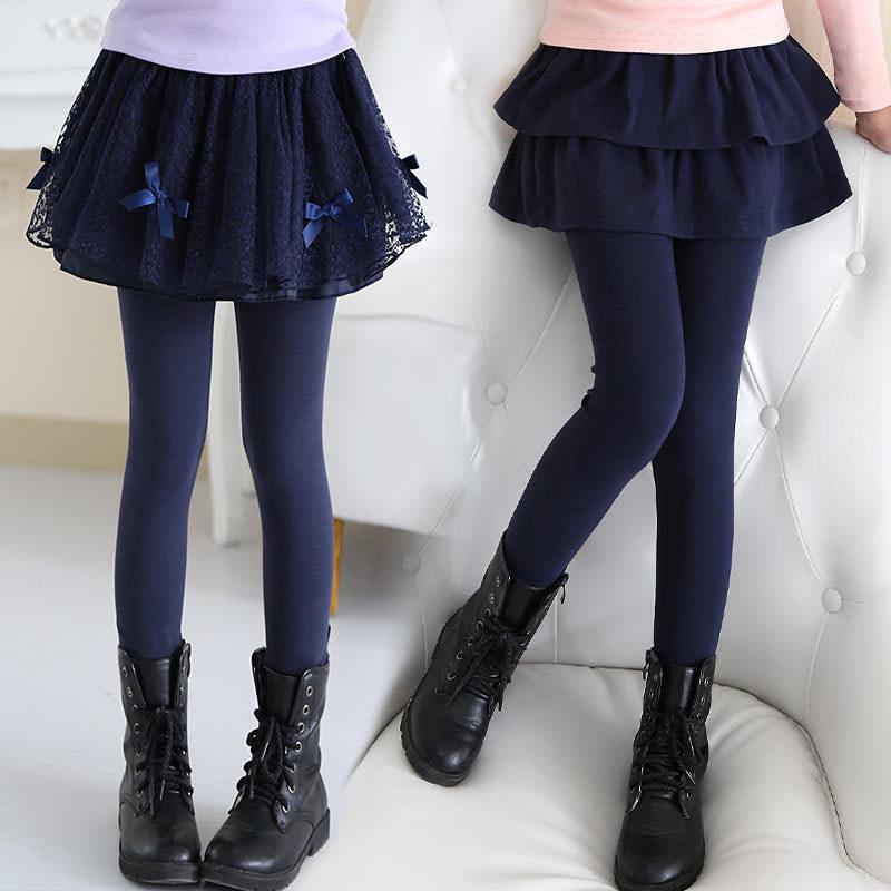 打底裤裙裤女童