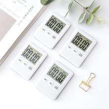 简约创意厨房大屏幕定时器提醒器学生倒计时器创意电子时间管理器