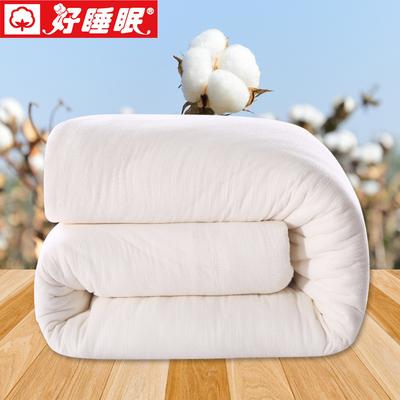 棉花被子新疆棉被垫被褥子加厚保暖冬被学生宿舍棉絮被芯手工棉胎