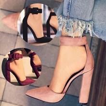 Heels Sandals Shoes Ladies 女Summer High Women 2018夏天凉鞋