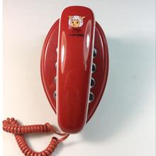 中联信挂壁挂墙固定电话机壁挂式座机家用办公酒店迷你小型分机