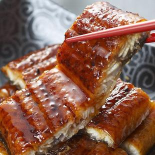 蒲烧鳗鱼 烤鳗鱼250g新鲜日料理寿司鳗鱼饭海鲜年货 鳗鱼即食