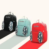 2018新款妈咪包时尚女双肩外出包大容量母婴包旅行妈妈背包手提包