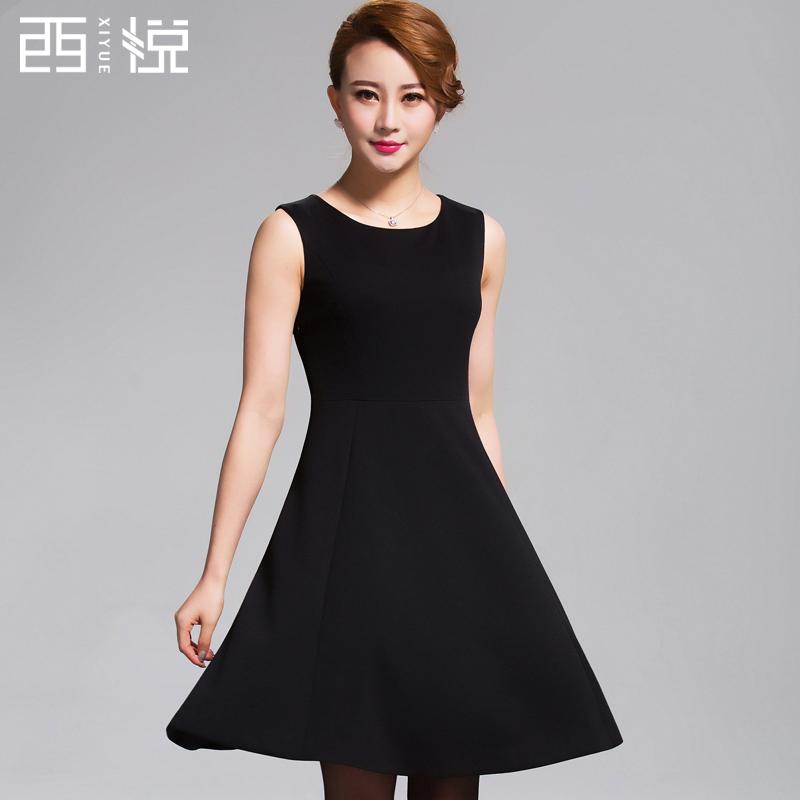 西悦春季连衣裙