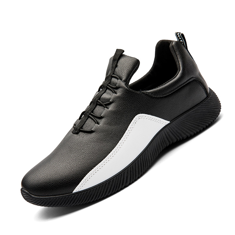 春秋帆布鞋青年运动休闲鞋潮鞋韩版潮流学生板鞋一脚蹬懒人男鞋子