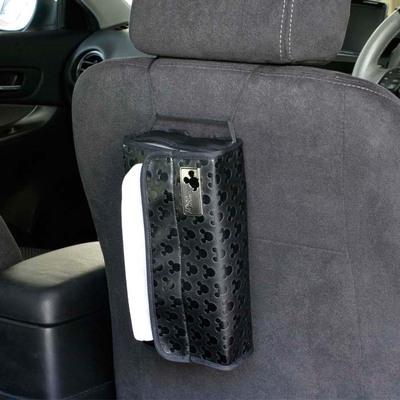 米奇 车用纸巾盒 时尚座式车载纸巾盒 汽车用品创意纸巾盒抽纸套