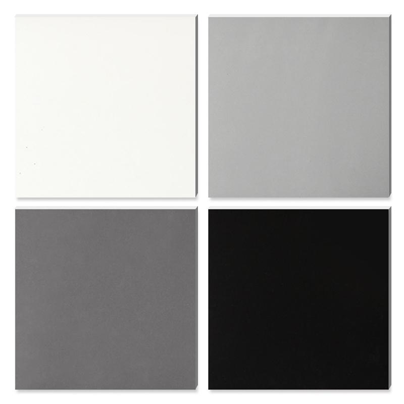 现代简约白瓷砖客厅厨房卫生间墙砖纯色地板砖600x600北欧仿古砖