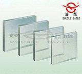 Double Eagle FD09 Lead Glass 70050020mm/X-ray Protective Glass Anti-radiation Observation Window