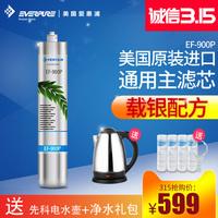 爱惠浦净水器滤芯EF900P滨特尔原装家用直饮自来水过滤通用主滤芯