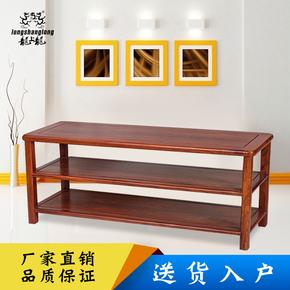 红木进门换鞋凳鞋柜实木储物凳花梨木整装收纳凳简约穿鞋凳子鞋架
