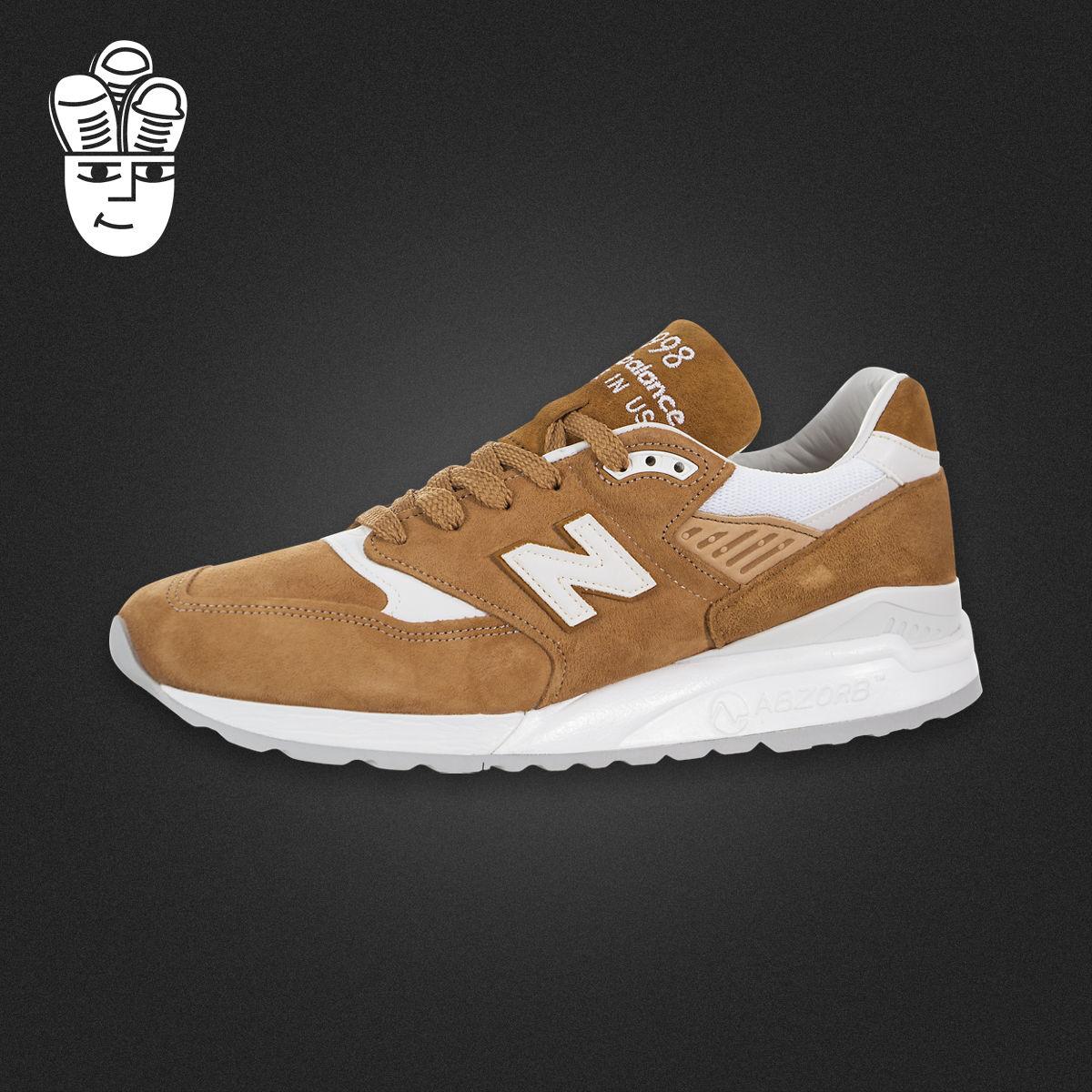 New Balance 998 NB美产男鞋 经典复古跑步鞋 慢跑鞋 运动休闲鞋