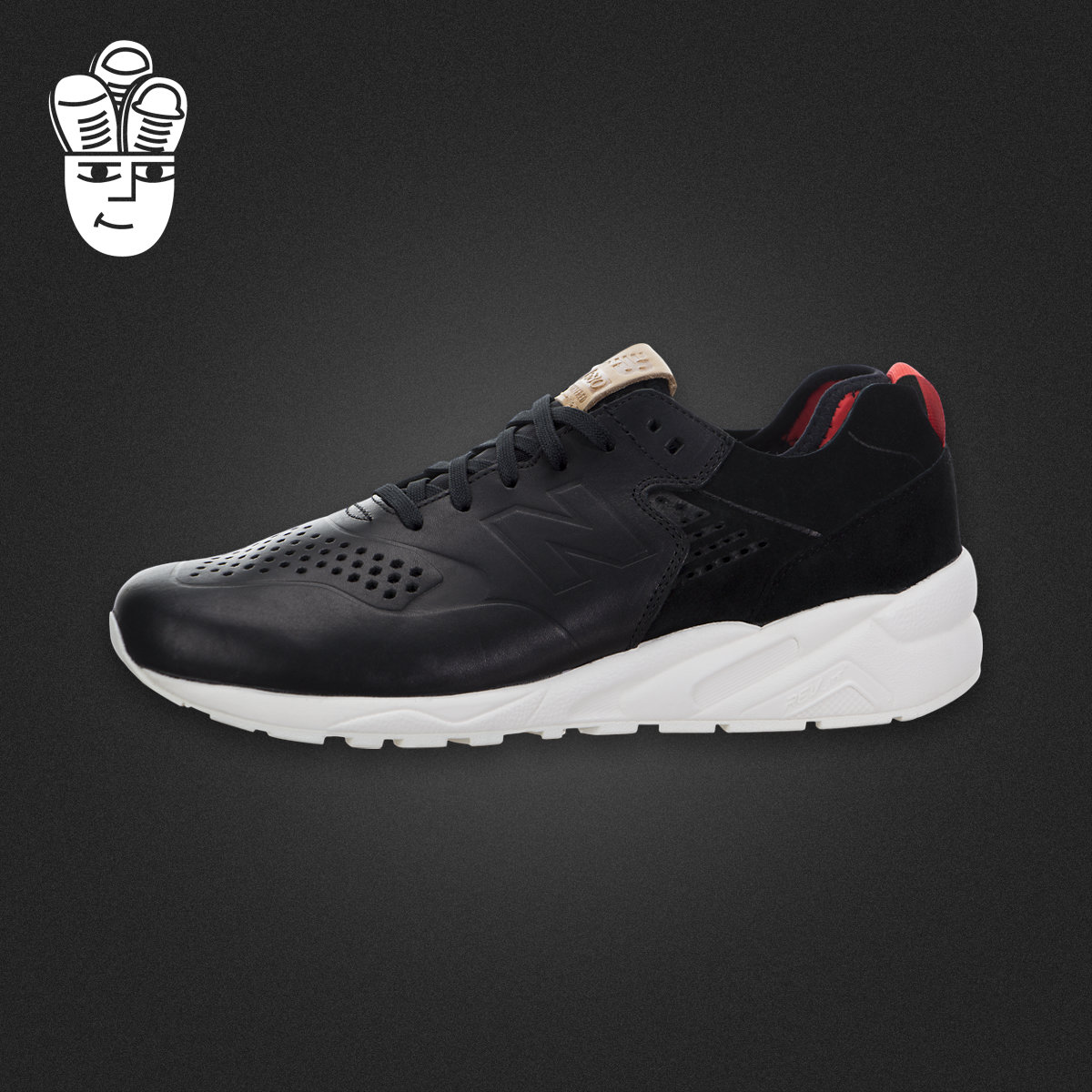 New Balance 580 NB男鞋 时尚复古跑步鞋 慢跑鞋 运动休闲鞋
