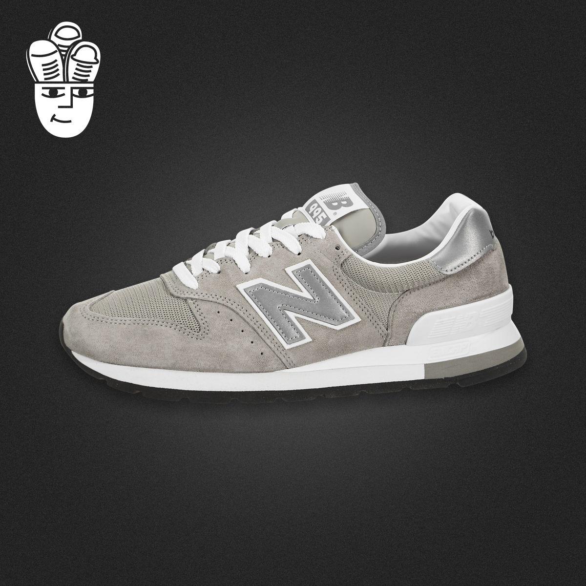 New Balance 995 NB美产男鞋 经典复古跑步鞋 慢跑鞋 运动休闲鞋