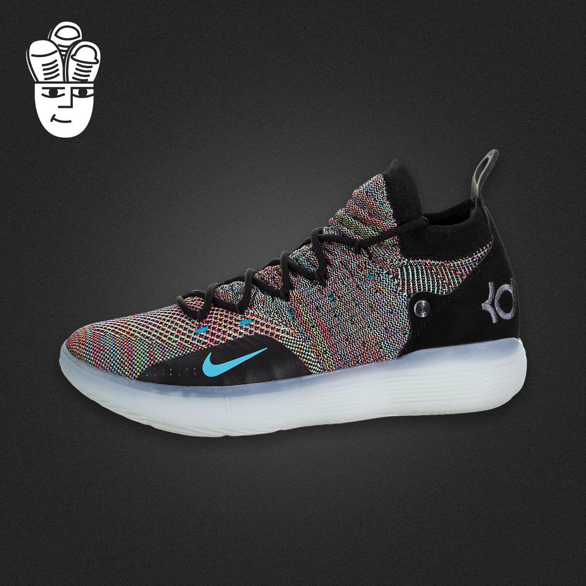 Nike Zoom KD11 耐克篮球鞋 杜兰特11代签名球鞋 稳定保护缓震