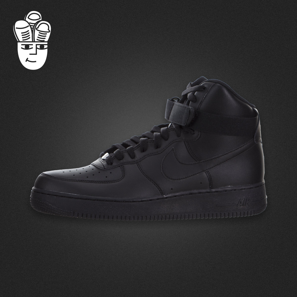 耐克 Nike Air Force 1 High 空军一号 男鞋 高帮板鞋 315121