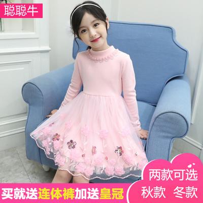 冬季女童裙子