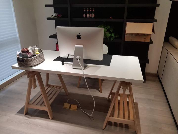 宜家 书桌 工作台