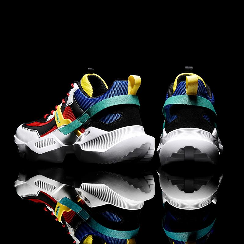 Мужская обувь на высокой подошве Артикул 600293355719