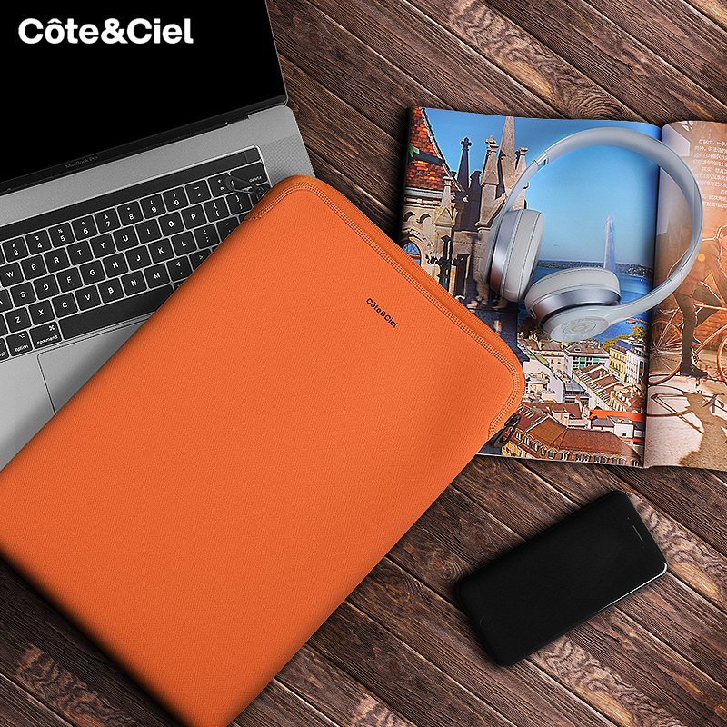 苹果笔记本电脑包 Cote&Ciel15寸配件macbookpro内胆包13寸保护套