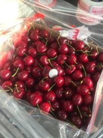 新鲜水果 智利进口车厘子 大樱桃 jj级 果径28-30mm 5斤装