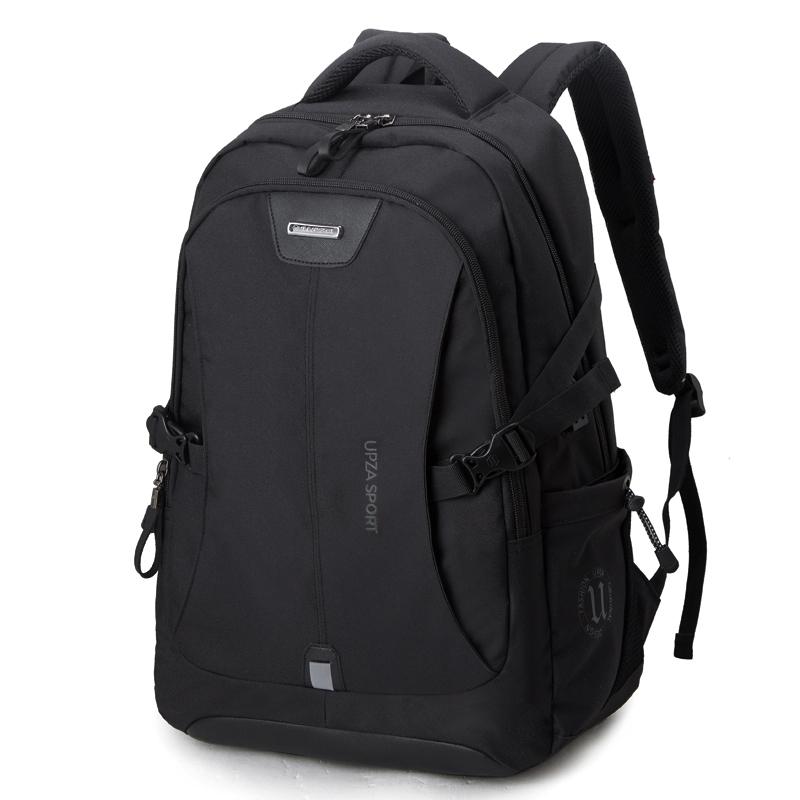 男士背包电脑旅游休闲韩版时尚潮流高中学生书包大容量旅行双肩包