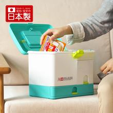 收纳盒特大急救箱医出诊箱薬品 日本进口多层大容量药箱家用家庭装
