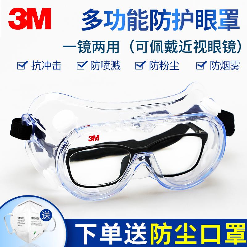 实验室眼镜